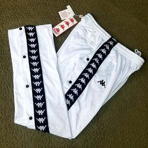 Kappa Track Pants 222 Banda Astoriazz Snap Regular